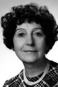 Germaine Lacaze en 1971
