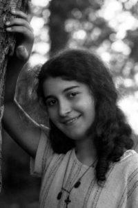 Germaine Lacaze en 1923