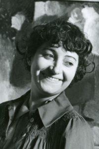 Germaine Lacaze en 1934