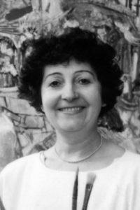 Germaine Lacaze en 1959