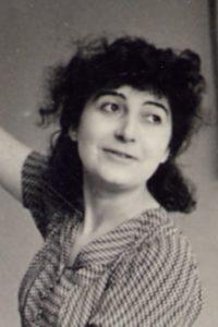 Germaine Lacaze en 1941