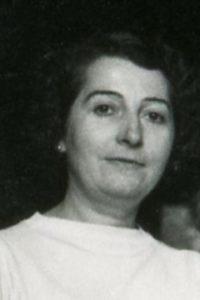 Germaine Lacaze en 1953