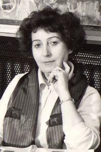 Germaine Lacaze en 1962