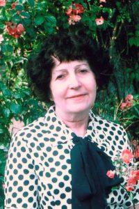 Germaine Lacaze en 1984