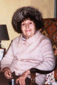 Germaine Lacaze en 1992